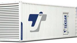 dizel jeneratör  TJ2500MS5C — 50 Hz — 2500,00 kVA