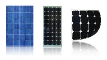 Mono/Poly Kristal Güneş Panelleri