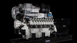 Doğalgazlı Jeneratör TJ41MN-NG5A – (400 VAC)