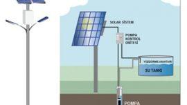 Tarımsal Sulama ve Solar Aydınlatma Uygulamaları