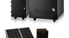 Mobile Solar Set